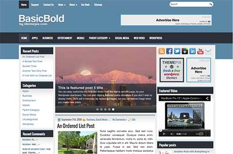 basicbold-wordpress-theme