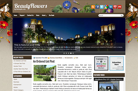 beautyflowers-wordpress-theme