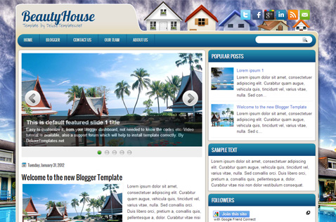 beautyhouse-blogger-template