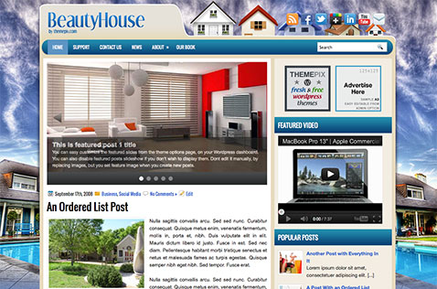beautyhouse-wordpress-theme