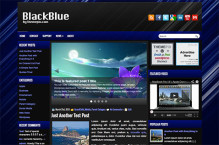 blackblue-wordpress-theme