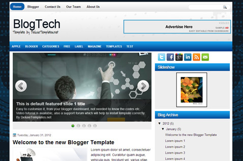 blogtech-blogger-template