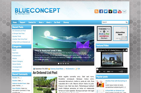 blueconcept-wordpress-theme
