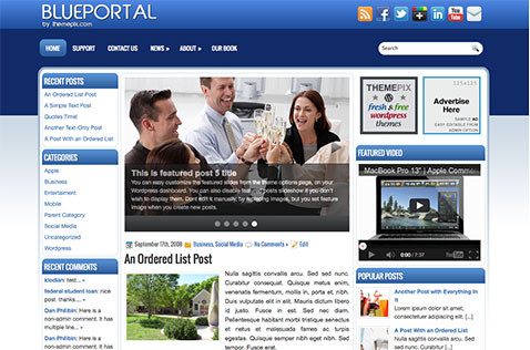 blueportal-wordpress-theme