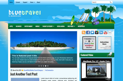 bluetravel-wordpress-theme