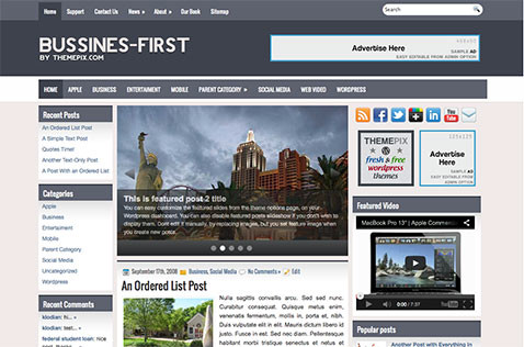 businessfirst-wordpress-theme