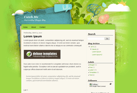 catchme-bloggertemplates
