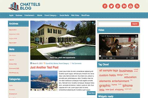 chattelsblog-wordpress-theme