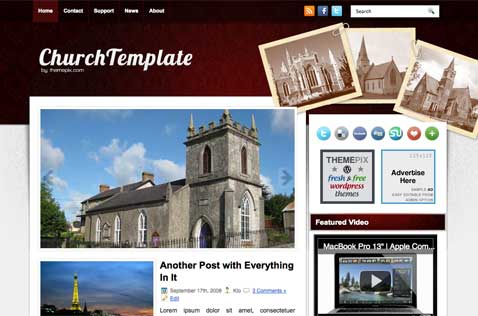 churchtemplate-wordpress-theme