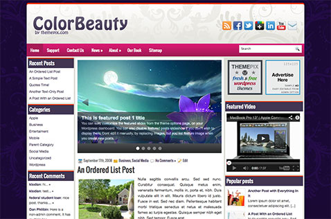 colorbeauty-wordpress-theme