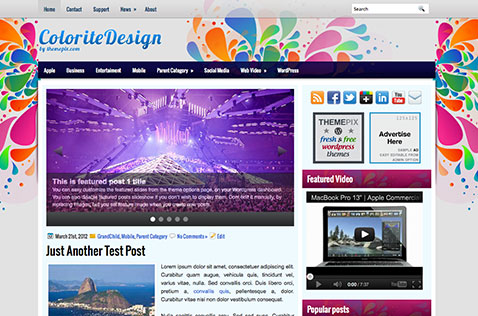 coloritedesign-wordpress-theme