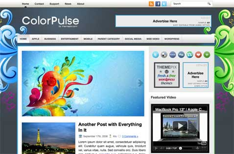 colorpulse-wordpress-theme
