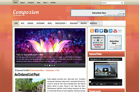 compozion-wordpress-theme