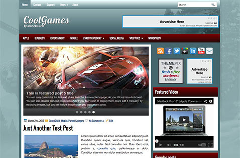 coolgames-wordpress-theme