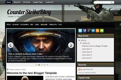 counterstrikeblog-blogger-template