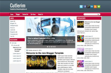 culterim-blogger-template