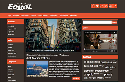 equal-wordpress-theme