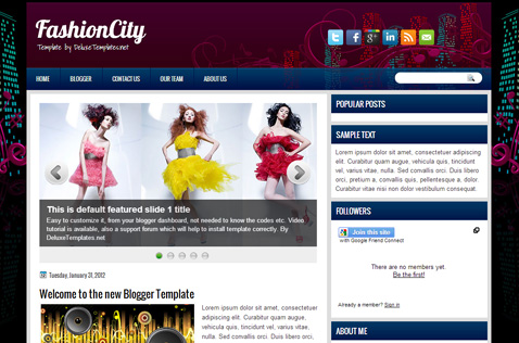 fashioncity-blogger-template