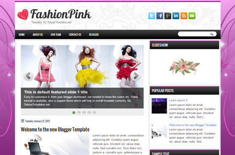 fashionpink-blogger-template