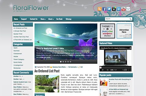 floralflower-wordpress-theme