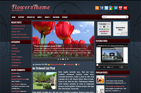 flowerstheme-wordpress-theme