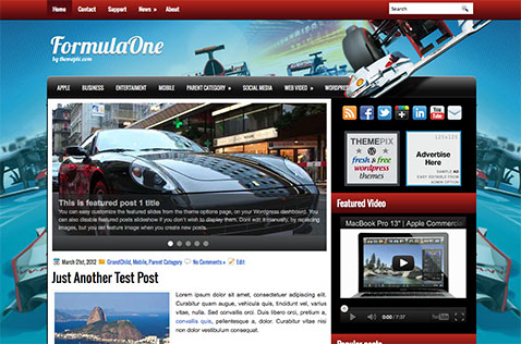 formulaone-wordpress-theme