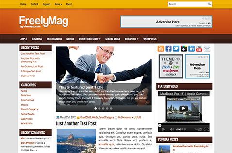freelymag-wordpress-theme