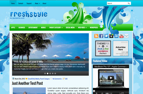 freshstyle-wordpress-theme