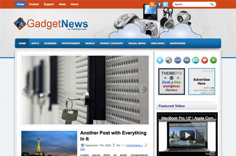 gadgetnews-wordpress-theme