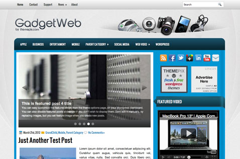 gadgetweb-wordpress-theme