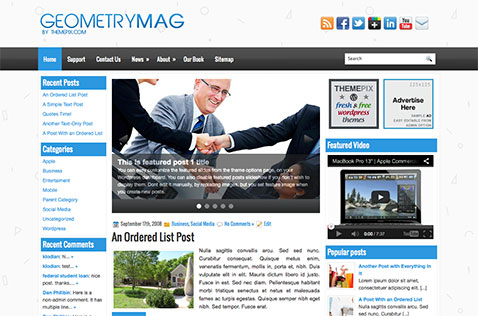 geometrymag-wordpress-theme