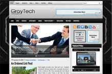 graytech-wordpress-theme