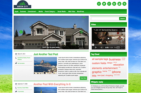 greencity-wordpress-theme