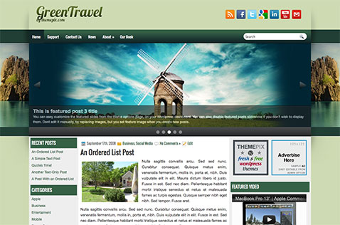 greentravel-wordpress-theme