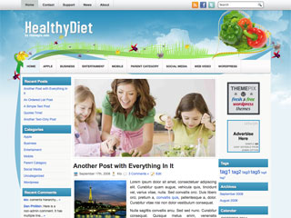 healthydiet-wordpress-theme