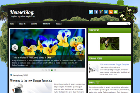 houseblog-blogger-template