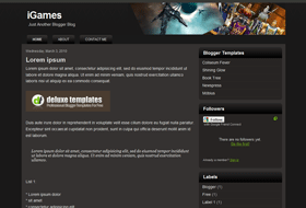 igames-blogger-templates