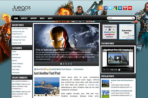 juegos-wordpress-theme