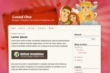 lovedone-blogger-template
