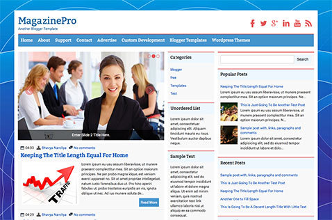magazinepro-blogger-template