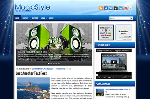 magicstyle-wordpress-theme
