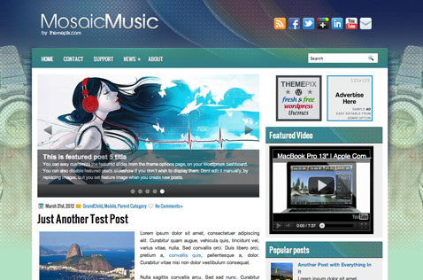 mosaicmusic-wordpress-theme