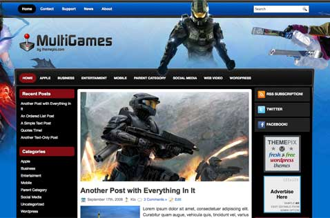 multigames-wordpress-theme