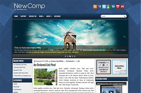 newcomp-wordpress-theme