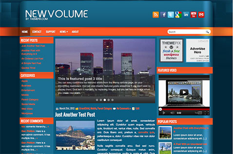 newvolume-wordpress-theme