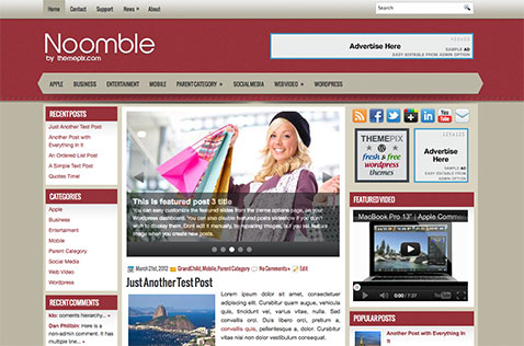noomble-wordpress-theme