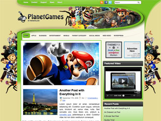 planetgames-wordpress-theme