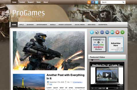 progames-wordpress-theme