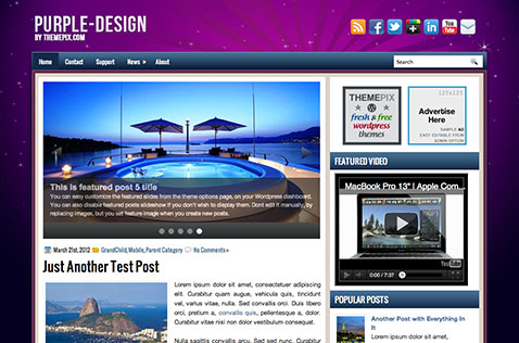 purpledesign-wordpress-theme