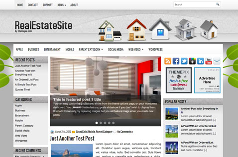 realestatesite-wordpress-theme